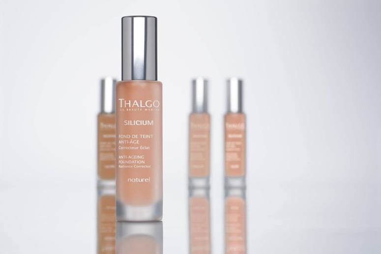 Thalgo Silicium Foundation in Marie Claire Magazine Malaysia